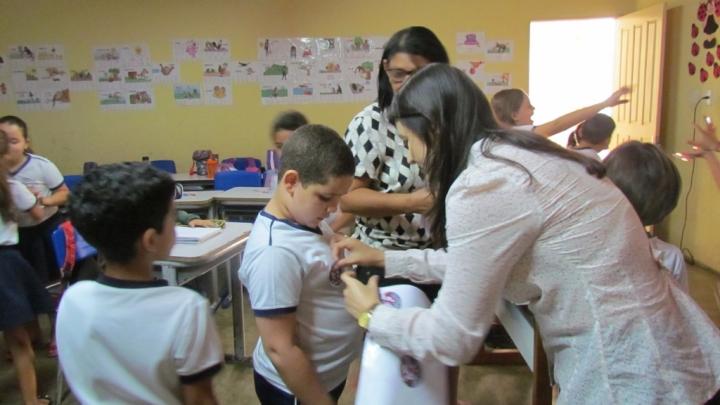 Semana Nacional de Mobilização e Combate ao Mosquito Aedes Aegypti