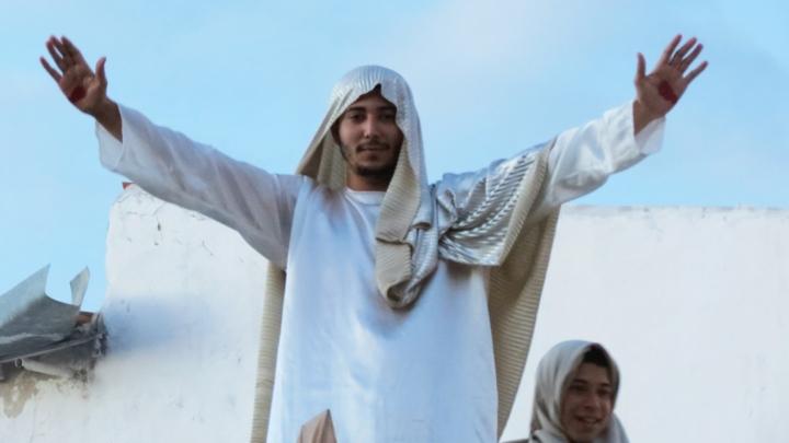 Encenação Jesus Ressuscitou