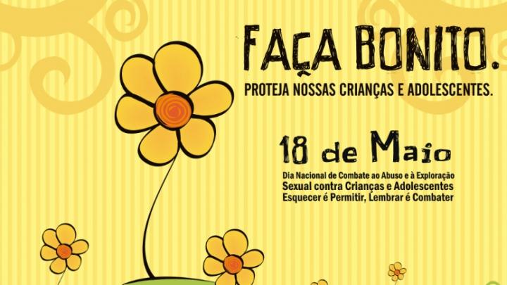 CREAS realiza Semana Municipal em preparação ao 18 de Maio: Faça Bonito!