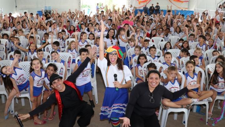 São Miguel/RN sediou o projeto Caravana Ecológica nos dias 16 e 17 de maio