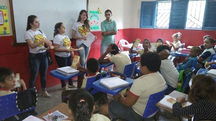 CREAS realiza programação no Dia Nacional de Combate ao Abuso e Exploração Sexual contra Crianças e Adolescentes