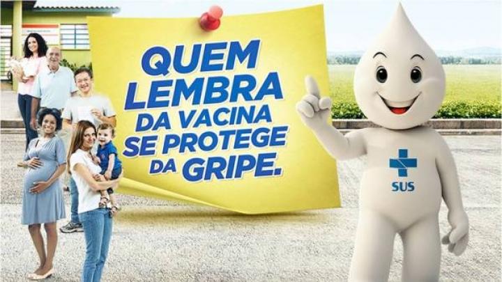 Prefeitura de São Miguel adere à campanha nacional contra a Influenza A