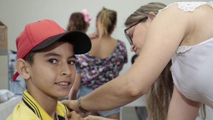 Cobertura vacinal já atingiu 40% dos grupos prioritários e segue até o dia 31 de maio
