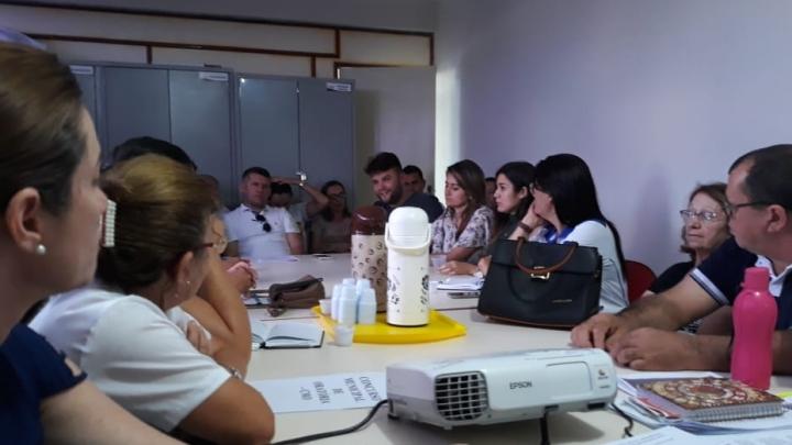 Secretaria de Educação e Articulação Municipal Selo Unicef promove implementação do Busca Ativa