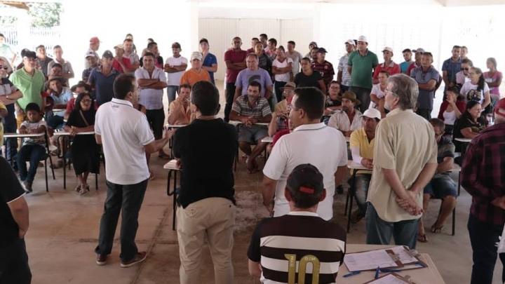 Prefeitura de São Miguel capacita trabalhadores rurais micaelenses