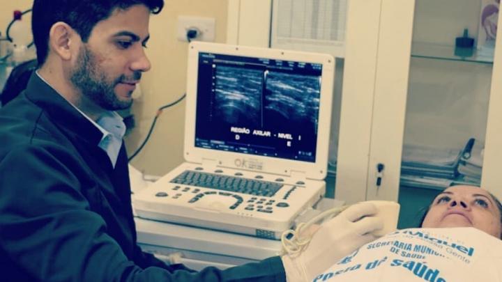 Outubro Rosa: Prefeitura realiza mutirão de ultrassonografias da mama