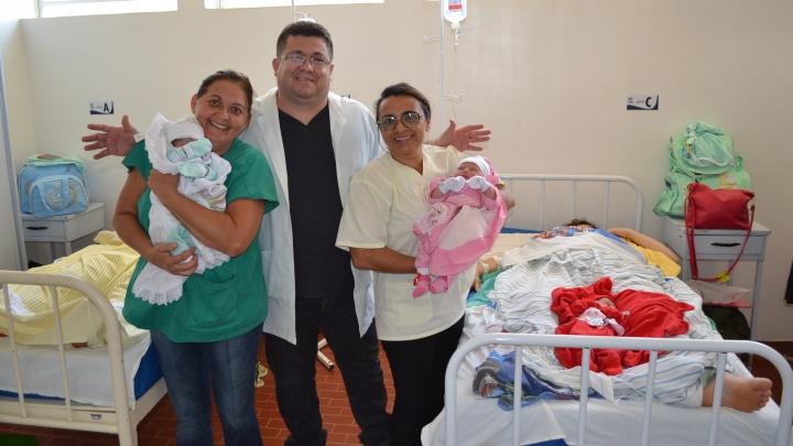 Sete partos foram realizados neste Dia da Criança no Hospital de São Miguel
