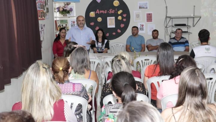 Secretaria de Educação adere a curso Portas Abertas para a Inclusão