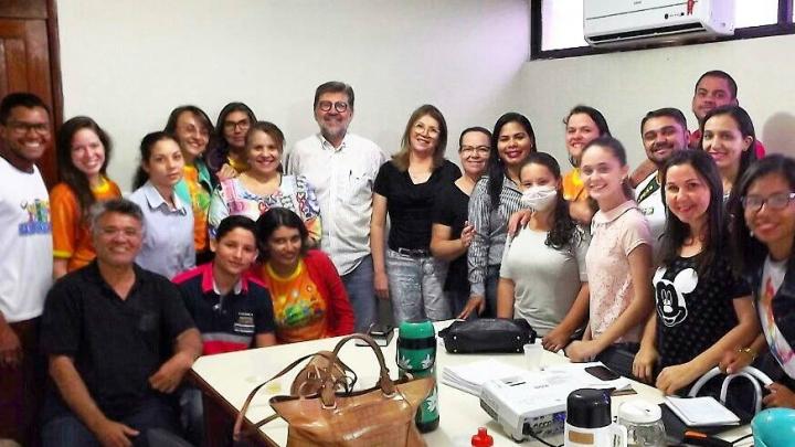 O reforço à educação e a busca por parcerias estão de volta para a população micaelense