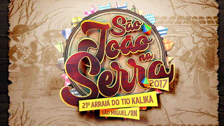 Prefeitura de São Miguel anuncia programação do São João na Serra 2017