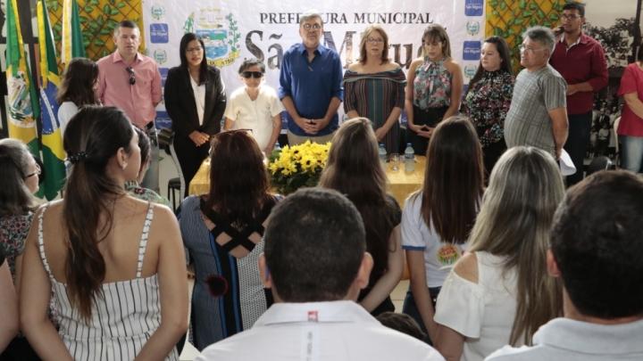 Prefeitura lança cartilha sobre Centenário do Grupo Escolar Padre Cosme
