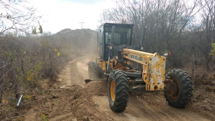 Setembro: Recuperação das estradas vicinais chegam à novas comunidades de São Miguel