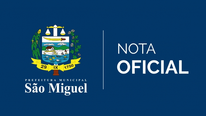 Poder Executivo decreta Emergência Pública no município de São Miguel