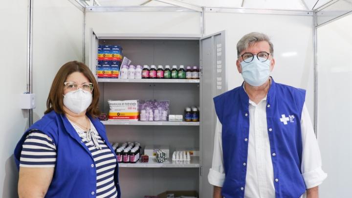 Equipe de Saúde destaca baixa taxa de transmissibilidade do Covid-19 em São Miguel