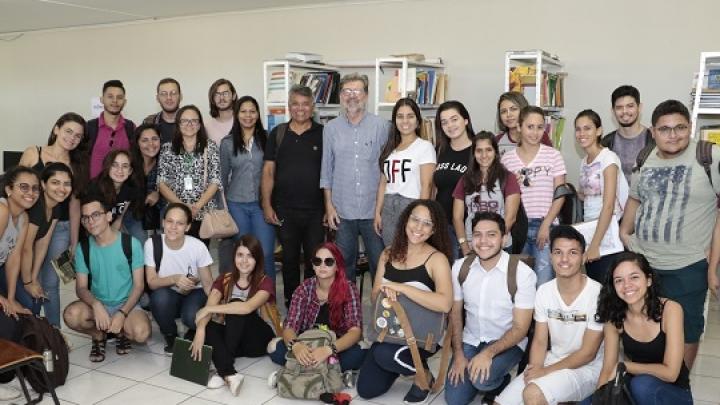 São Miguel recebe UFERSA para trabalho sobre histórico e análise de ocupação urbana