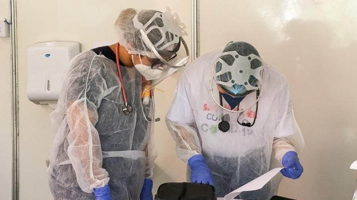 São Miguel adota testagem de sintomático respiratório em massa