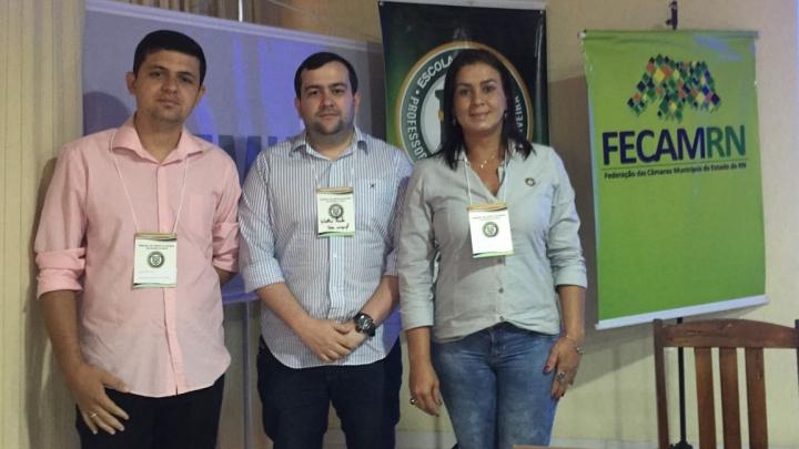 São Miguel/RN participa de Encontro Regional promovido pelo Tribunal de Contas do RN