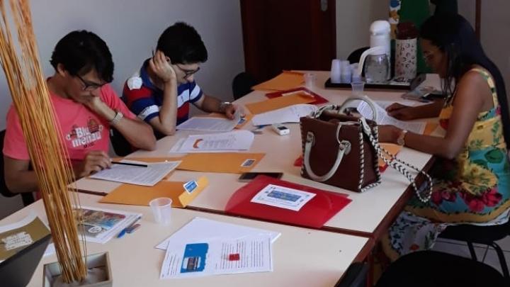 Comissão municipal escolhe os representantes de São Miguel para as Olimpíadas de Língua Portuguesa