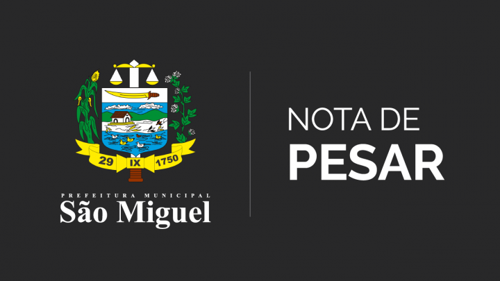 Prefeitura emita Nota de Pesar em virtude do falecimento da professora Fabiene Dantas