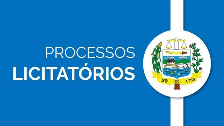 Prefeitura abre licitações para reforma de praças, execução de pavimentações e conclusão de academia