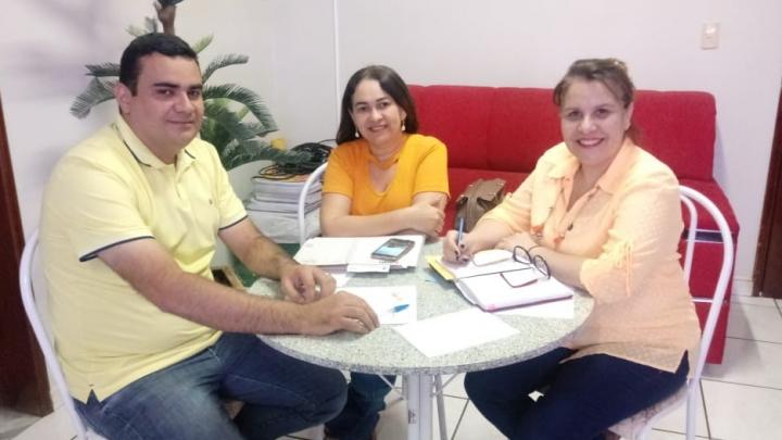 Prefeitura de São Miguel firma parceria para construção de cisternas de água nas Escolas da zona rur