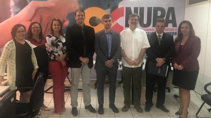 Prefeitura de São Miguel firma acordo com MPRN para adequar lixão do município
