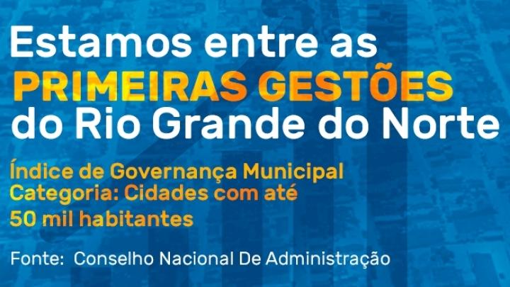 São Miguel Mais Forte: Gestão Municipal é uma das melhores no RN