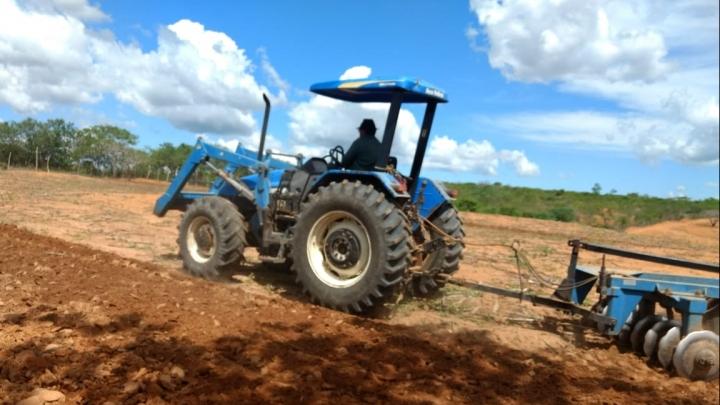 Corte de terras beneficia agricultores de São Miguel