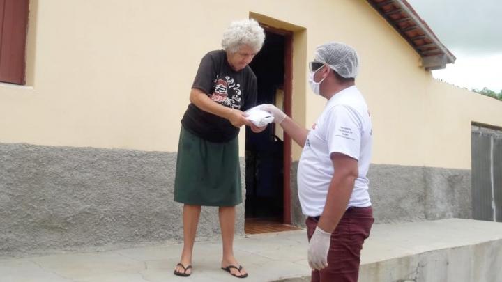 Secretaria de Saúde distribui 14 mil máscaras na Zona Rural de São Miguel