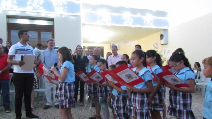 Emancipação Política de São Miguel foi comemorada com evento no Largo da Prefeitura